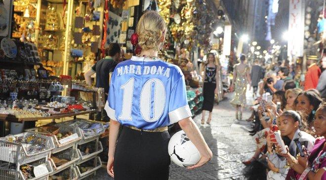Марадона отсудил у Dolce & Gabbana кругленькую сумму из-за Наполи, моды и истории