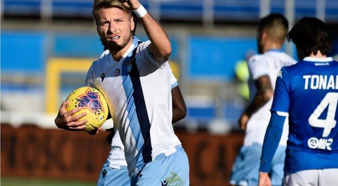 Лацио повторил клубный рекорд по победам подряд в Серии А