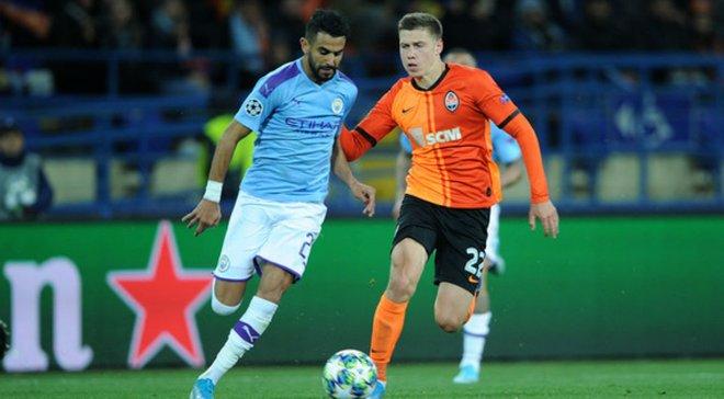 Манчестер Сити следит за Матвиенко – у защитника Шахтера есть весомый козырь для перехода