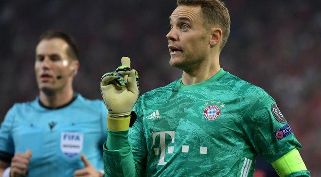 Нойєр не хоче продовжувати контракт із Баварією – відома причина
