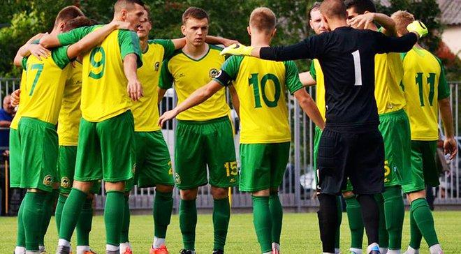 Нива Тернопіль продовжить виступи у Другій лізі – клуб заручився підтримкою кількох інвесторів