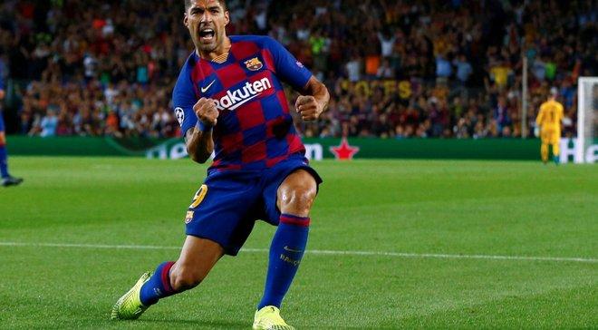 Суарес стал лучшим игроком декабря в Ла Лиге