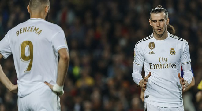 Реал остался без двух звезд на матчи за Суперкубок Испании