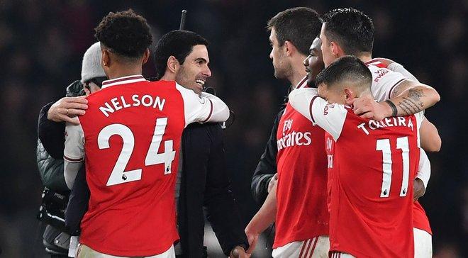 Кубок Англии: Арсенал минимально обыграл Лидс и вышел в следующий раунд турнира