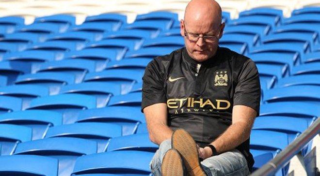"""Манчестер Юнайтед – Ман Сити: болельщиков """"горожан"""" будут выводить из домашних секторов Олд Траффорд"""