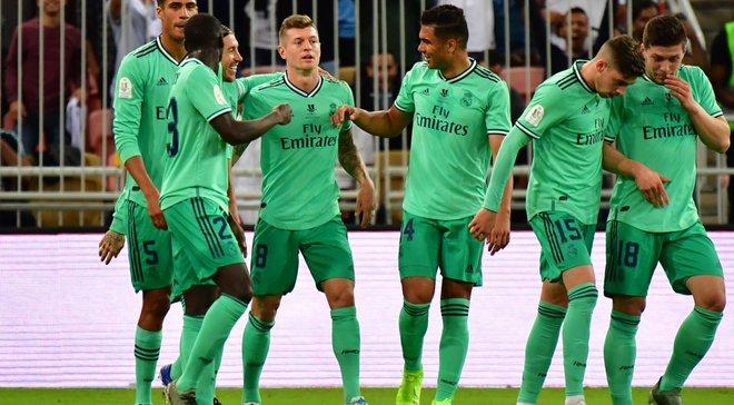 Реал переиграл Валенсию в полуфинале Суперкубка Испании: тренерская победа Зидана, блестящий Иско и интересные факты