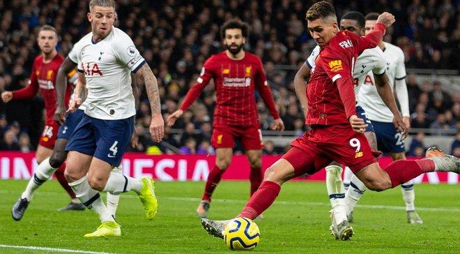 Тоттенхем – Ліверпуль – 0:1 – відео гола та огляд матчу