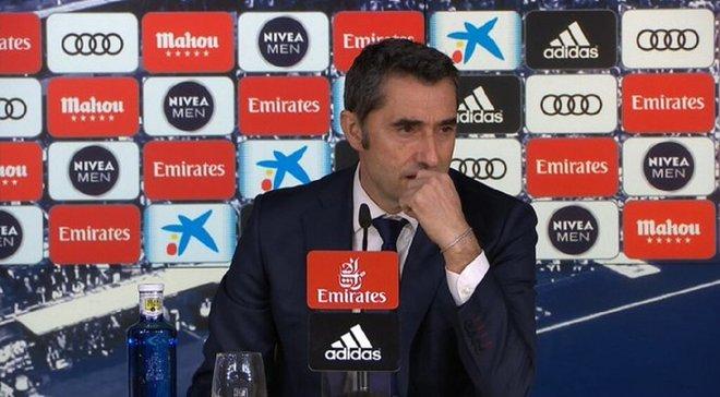 Вальверде скептически оценил изменения в регламенте Суперкубка Испании