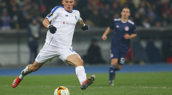 Миколенко признался, какой урок усвоил после матчей против Челси в плей-офф Лиги Европы