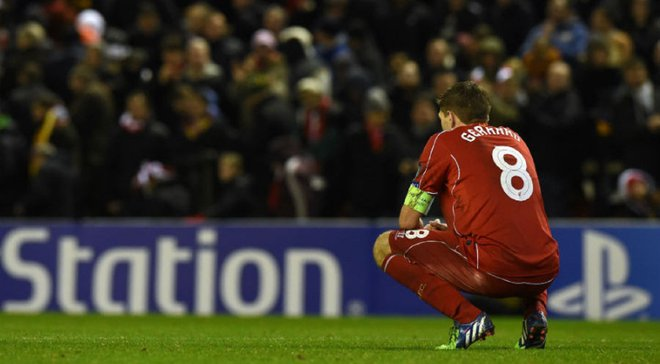 Джеррард: Постоянно вспоминаю свое падение в 2014-м, триумф Ливерпуля в АПЛ помог бы мне