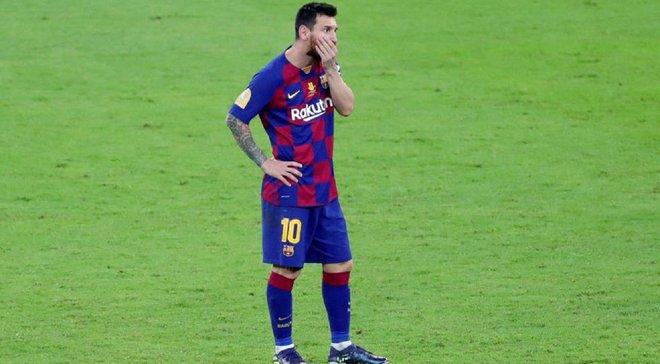 Месси прокомментировал вылет Барселоны из Суперкубка Испании – аргентинец стал на защиту Вальверде