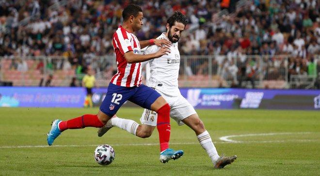 Реал – Атлетико – видеообзор финала Суперкубка Испании