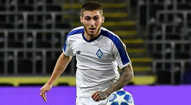 Цитаишвили не планирует покидать Динамо