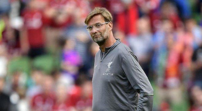 Клопп рассказал о кадровых потерях Ливерпуля перед матчем с Тоттенхэмом