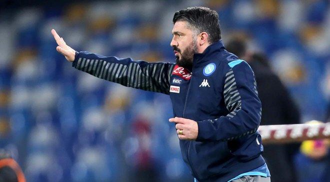 Гаттузо призвал не называть Наполи мертвой командой