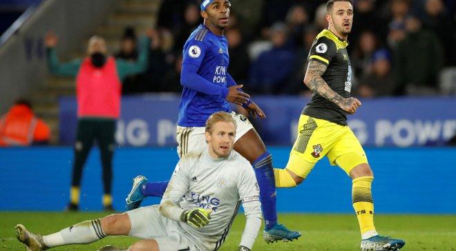 Лестер проиграл Саутгемптону в матче с тремя отменёнными голами, Челси разгромил Бернли: 22-й тур АПЛ, суббота