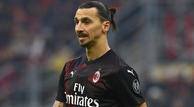 Ибрагимович забил дебютный гол после возвращения в Милан