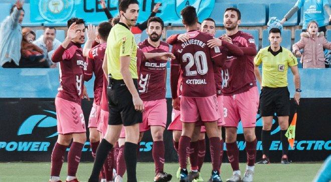 Альбасете испания футбол