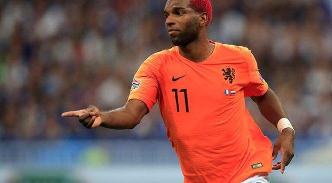 Аякс объявил о переходе Бабеля – нападающий сборной Нидерландов вернулся в родной клуб