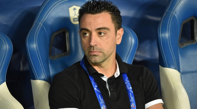 Хави: Моя мечта – тренировать Барселону