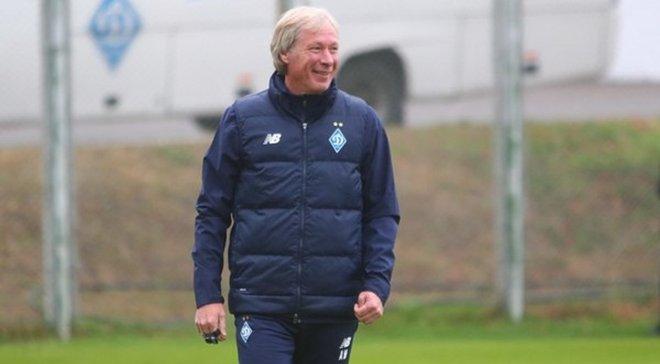 Михайличенко: С первого дня сборов игроков Динамо ждет серьезная работа