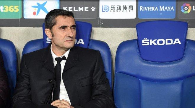 Барселона может сегодня официально уволить Вальверде – остались два кандидата на замену