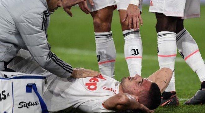 Талант Ювентуса повторив жахливу долю Дзаньйоло – сезон для нього закінчився