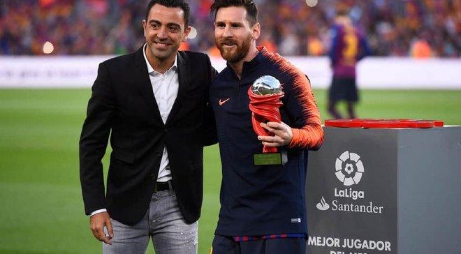 Хави: Сетьен стал бы хорошим тренером для Барселоны
