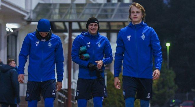 Динамо объявило даты и время начала спаррингов на первом тренировочном сборе в Турции