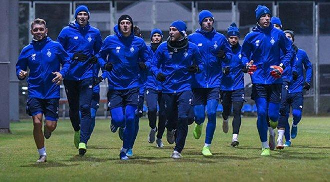 Динамо оприлюднило список гравців, які вирушать на перший збір – кілька виконавців поза складом