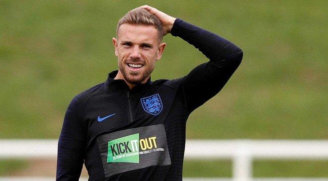 Хендерсон – найкращий гравець року в збірній Англії