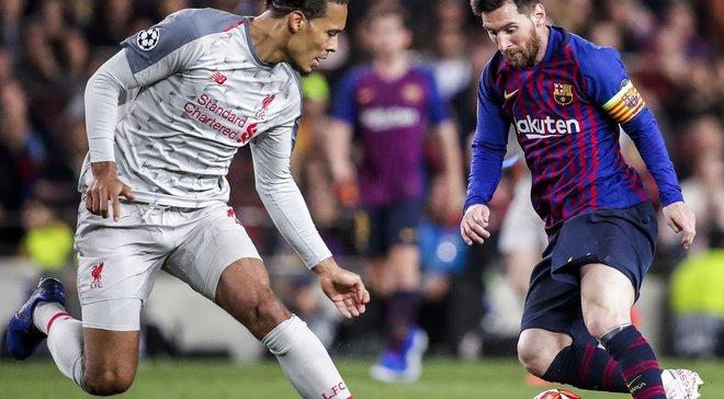 УЕФА объявил команду 2019 года по версии болельщиков – в ней нет Салаха, Мбаппе и игроков Реала