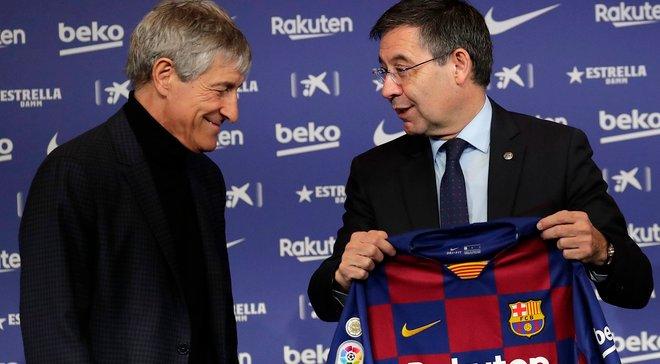 Бартомеу: Хави когда-нибудь обязательно станет тренером Барселоны