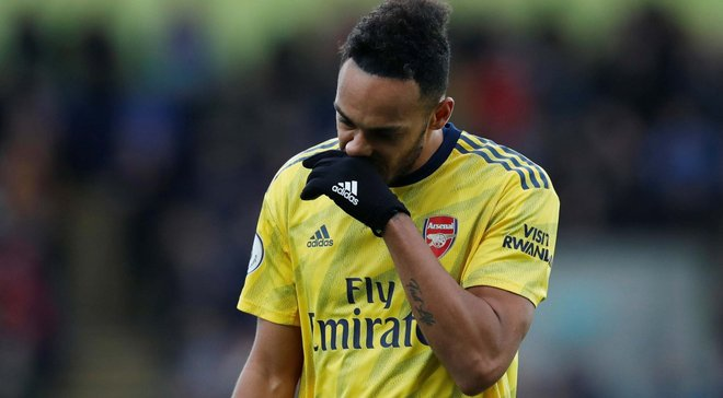 Арсенал узнал вердикт в апелляции по дисквалификации Обамеянга