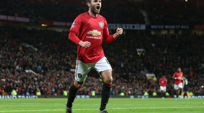 Манчестер Юнайтед минимально одолел Вулверхэмптон и вышел в 1/16 финала Кубка Англии