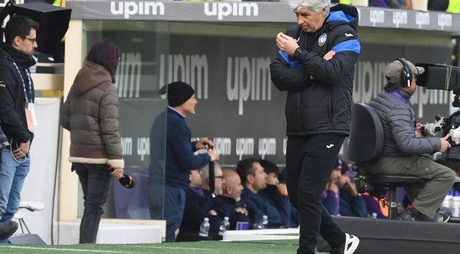 """""""Су**н сын"""", – фанаты Фиорентины жестко оскорбили Гасперини и получили достойный ответ от тренера Малиновского"""