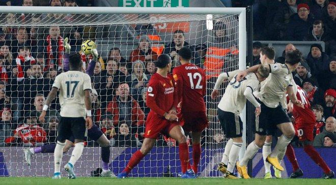 Ассист Алиссона и очередной шаг мерсисайдцев к чемпионству в видеообзоре Ливерпуль – Манчестер Юнайтед – 2:0