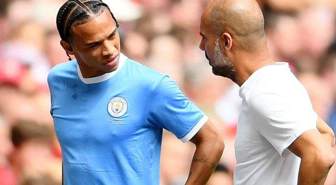 Сане може відновитись до матчу проти Реала – лікарі Манчестер Сіті дають позитивний прогноз
