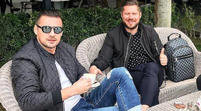 Милевский – это Златан Восточной Европы, – агент экс-форварда Динамо выделил общую черту клиента и звездного шведа