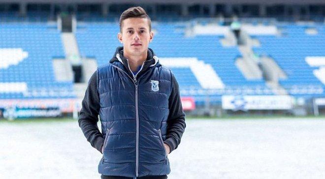 Костевич: Влітку у мене була пропозиція від хорошого європейського клубу, але Лех не був готовий мене відпустити