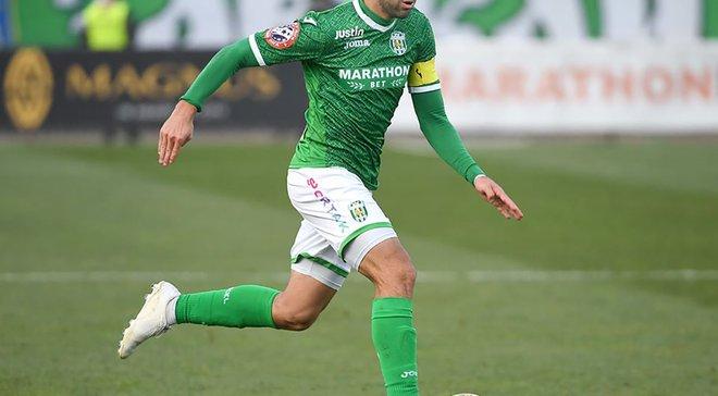 Ді Франко покинув Карпати та продовжить кар'єру в іншому клубі УПЛ