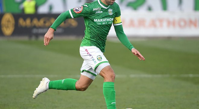 Ди Франко покинул Карпаты и продолжит карьеру в другом клубе УПЛ