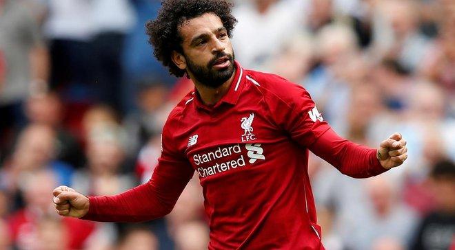 Салах дотепно пригадав нічию в минулому матчі проти Манчестер Юнайтед