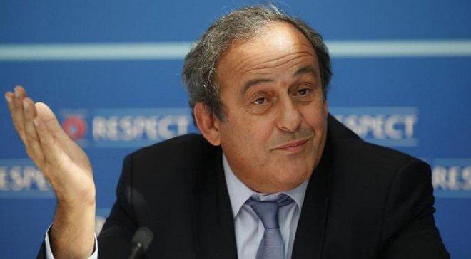 Платіні:  ФІФА діє, як мафія – вона може змусити будь-яку людину зникнути з футболу