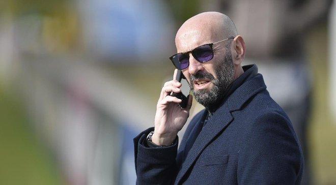 """""""Я б забрав команду, якби арбітр скасував і другий гол"""", – Мончі жорстко відреагував на суддівство у грі Реал – Севілья"""