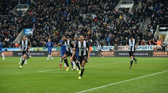 Сенсационное поражение команды Лэмпарда в видеообзоре матча Челси – Ньюкасл