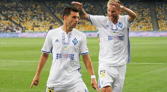 Мораєс: В Динамо відпрацьовували один стиль гри — довести м'яч до Ярмоленка