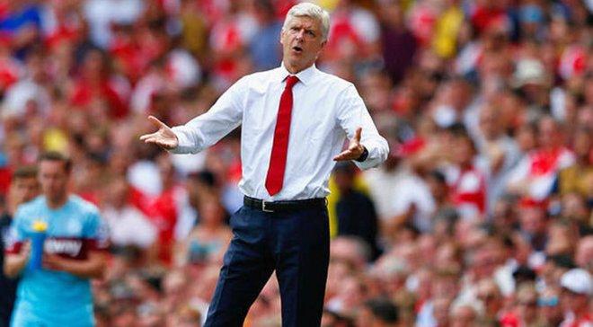 Венгер назвав головну причину невдалих виступів Арсенала