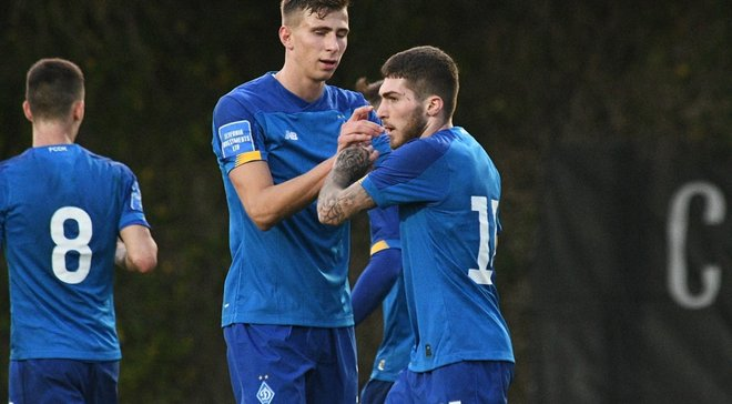 Цитаишвили отдал должное партнеру за свой гол в ворота Легии, который спас Динамо от поражения