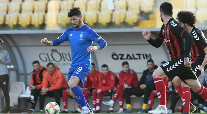 Динамо – Вардар – 4:0 – відео голів та огляд матчу